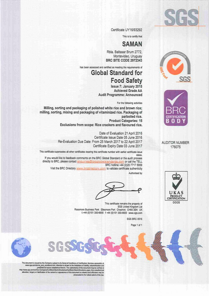 SAMAN-Certificado-BRC---Jun-2017
