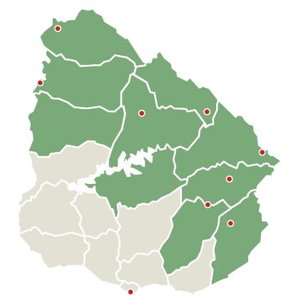 MapaCultivosUruguay